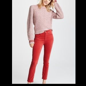 Rag and Bone Cherly Crew Sweater XXS
